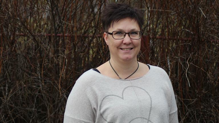 Sara Walldin-Nilsson är veckans Stafettgäst i P4.