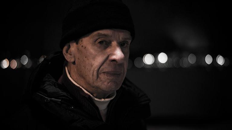Sven Östman från Strömnäs har varit med om många broinvigningar.