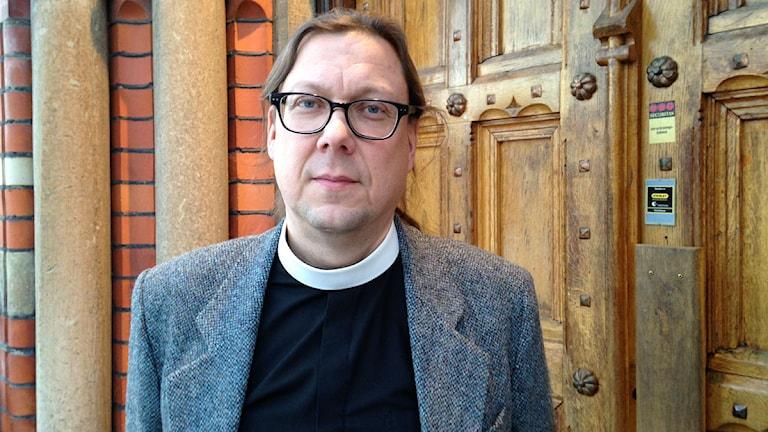 Stefan Andersson, kyrkohede i Sundsvall