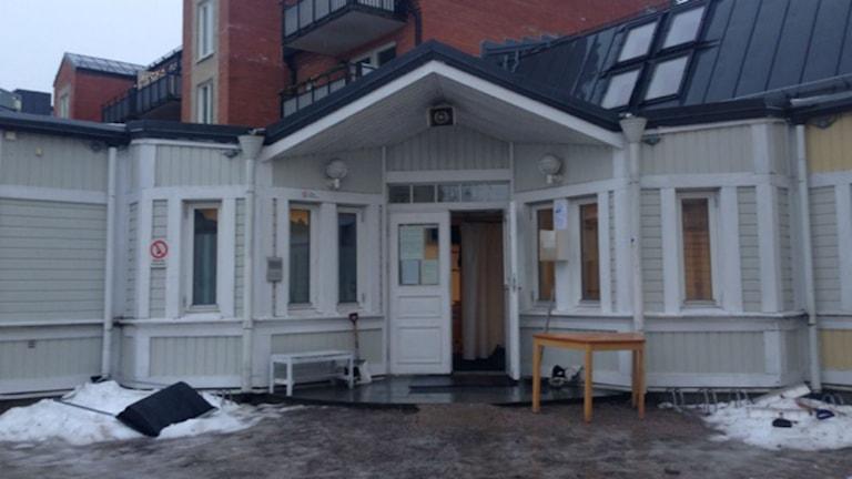 Moskén i Sundsvall. Foto: Linnea Kibe/Sveriges Radio