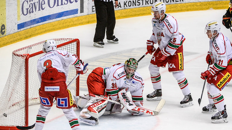 Modo förlorade mot Brynäs efter förlängning.