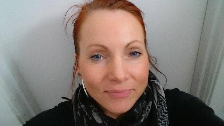 Chatrine Nordlund, RFSU i Västernorrland. Foto: Privat