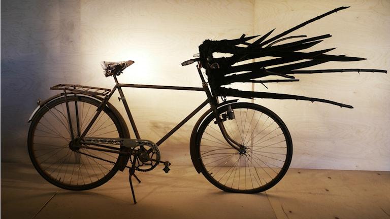 Bike of Death/Death´s Bike Foto: Pressbild/Liljevalchs