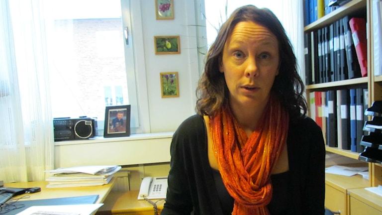 Lotta Larsson, Länsstyrelsen Västernorrland