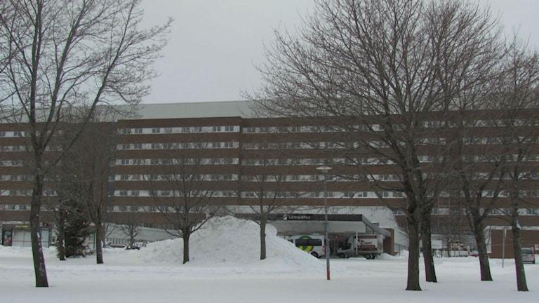 Länssjukhuset, Sundsvall