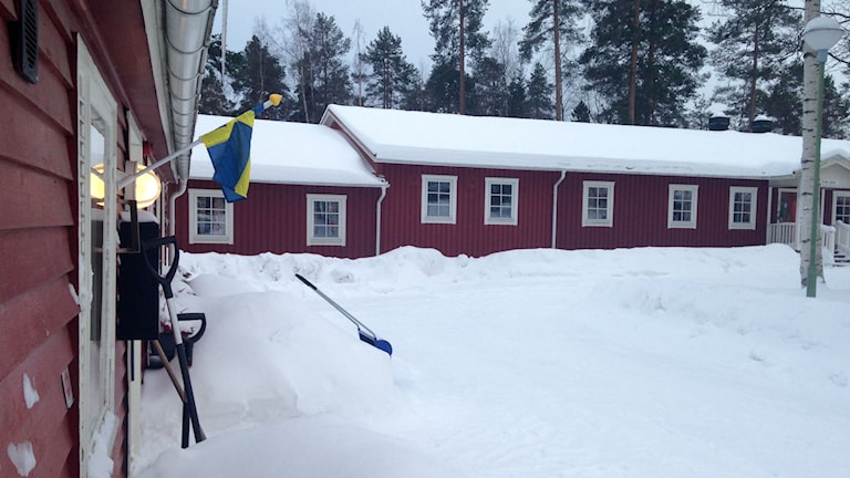 Vandrarhem Gaffelbyn Norra berget Sundsvall