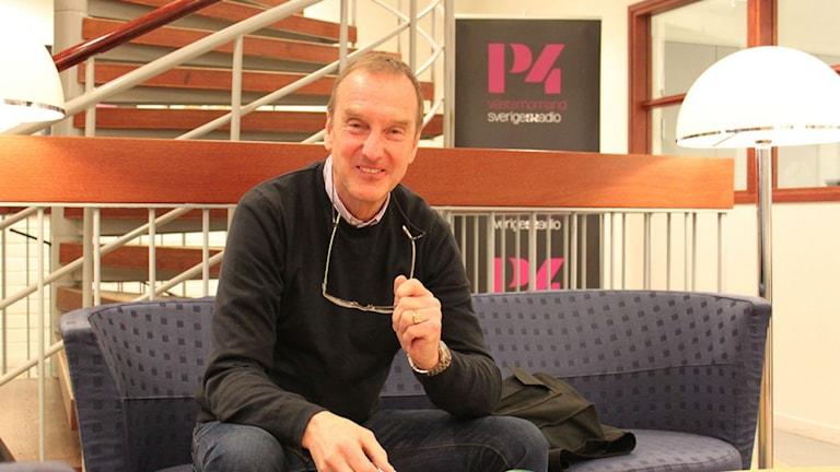 Tommy Andersson, ordförande Timrå IK