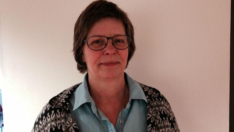 Helen Otterström, Sundsvalls kommun.