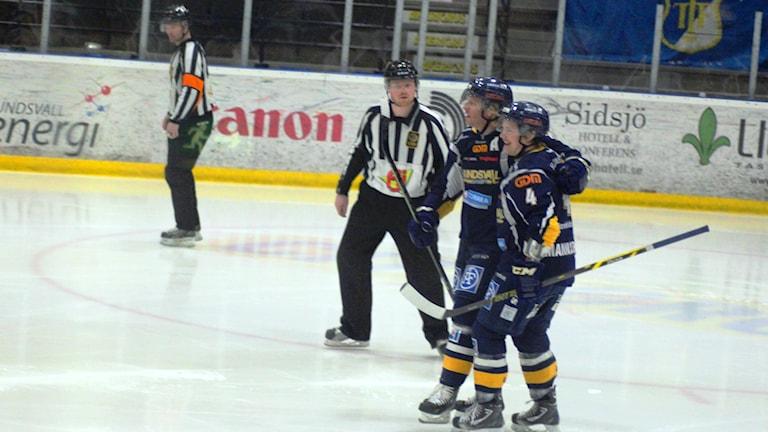 Sundsvall segrade mot Almtuna efter straffar 3-2. Foto: Carl-Johan Höiby