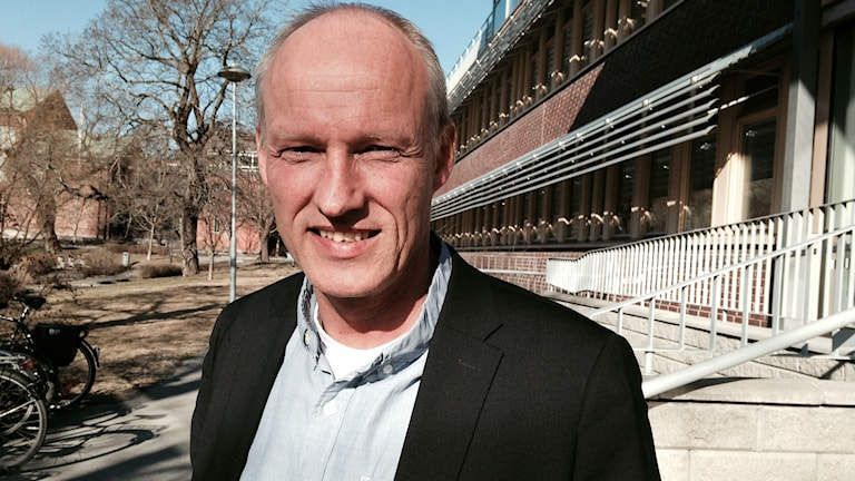 Jan Söderholm, ekonomichef på CSN.