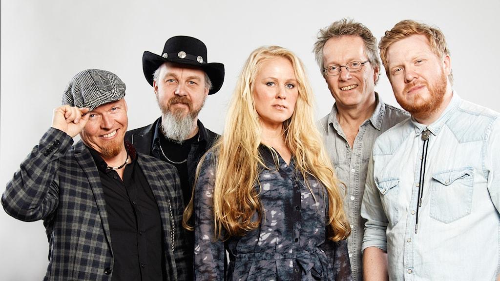 Crash n Recovery. Foto: Kristofer Lönnå/Sveriges Radio