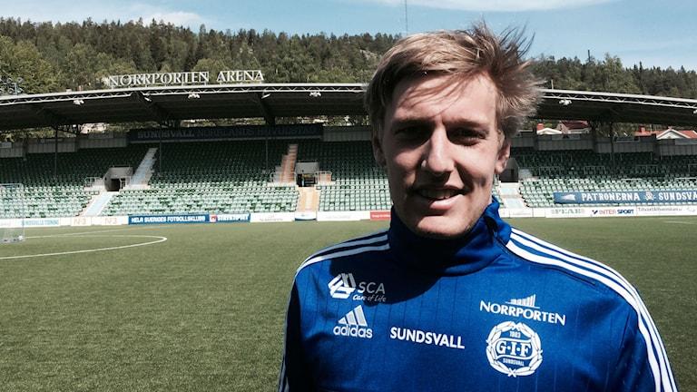 Emil Forsberg Foto: Christer Jonasson/SR