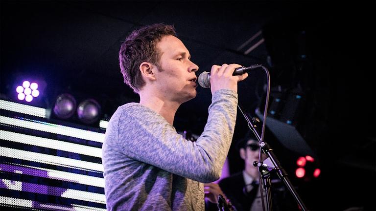 Mikael Norman. Foto: Thea Holmqvist/SR