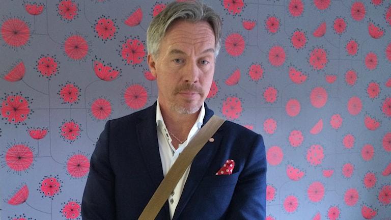Stefan Söderlund, kommundirektör Sundsvalls kommun. Foto: Annelie Ledin