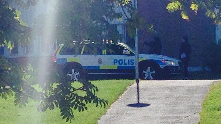 Polisen söker rymmare från rättspsyk Foto: S Johansson/SR
