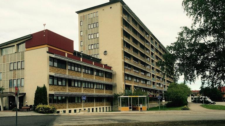 Sollefteå sjukhus. Foto: Lennart Sundwall/SR