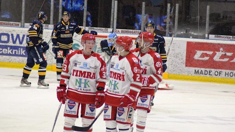 Timrå segrade mot Sundsvall i första derbyt för säsongen. Foto: Carl-Johan Höiby/SR