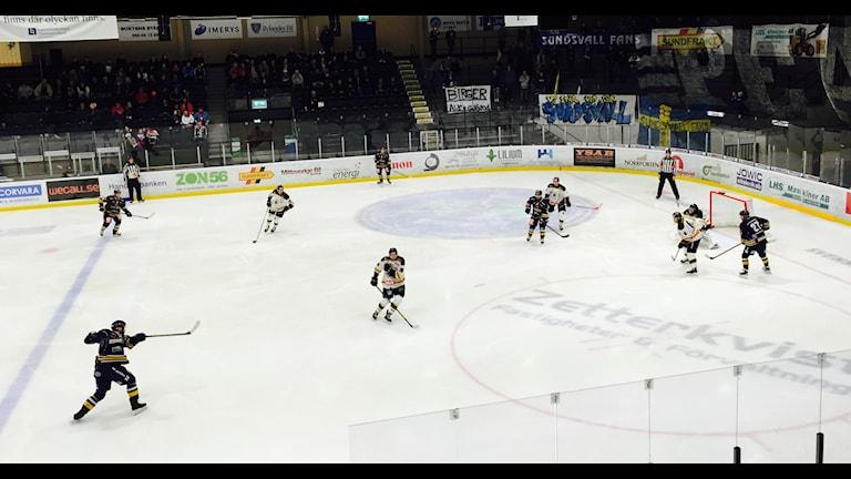 Förlust i premiären för Sundsvall Hockey