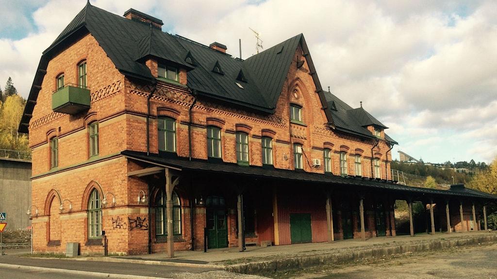 Stationshuset Örnsköldsvik