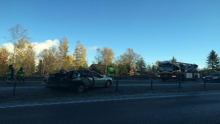 Bilolycka Skönvik
