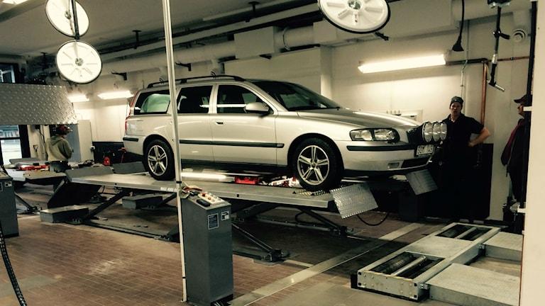 Ny bilprovning