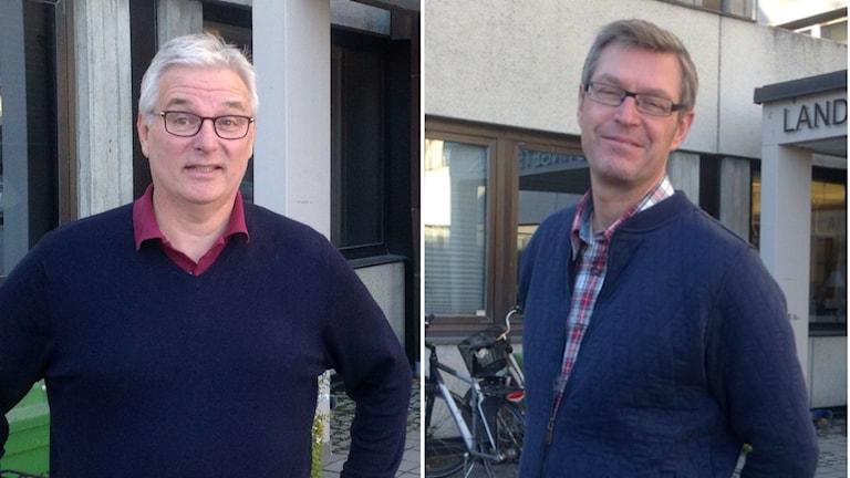 Gick det rätt till när Erik Lövgren sa upp landstingsdirektören? Foto Ulla Öhman