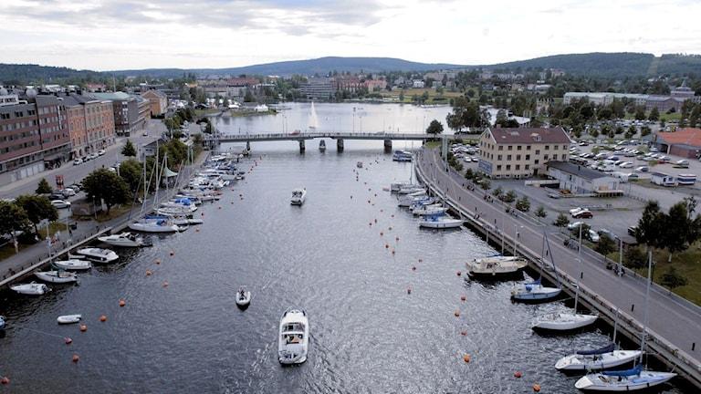 Norra hamninloppet i Härnösand. Foto: Härnösands kommun/Alltid Marknadsbyrå