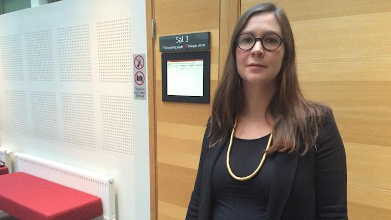 Madeleine Tell, advokat