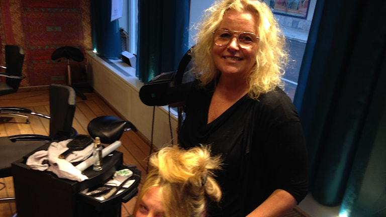 Anna Forsberg. Foto: Lotte Nord/SR