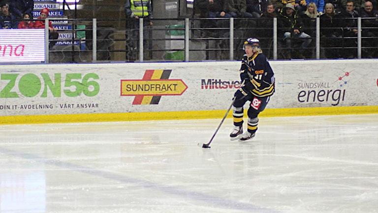 Sundsvall Hockey vann efter straffar mot Timrå IK