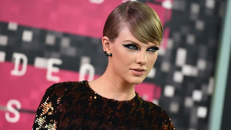 Taylor Swift. Foto: Jordan Strauss/Invision/AP/TT