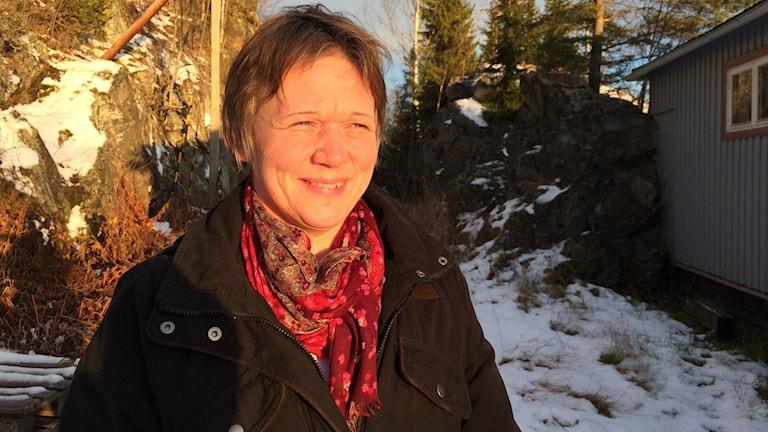 Maria Wiberg. Foto Ulla Öhman