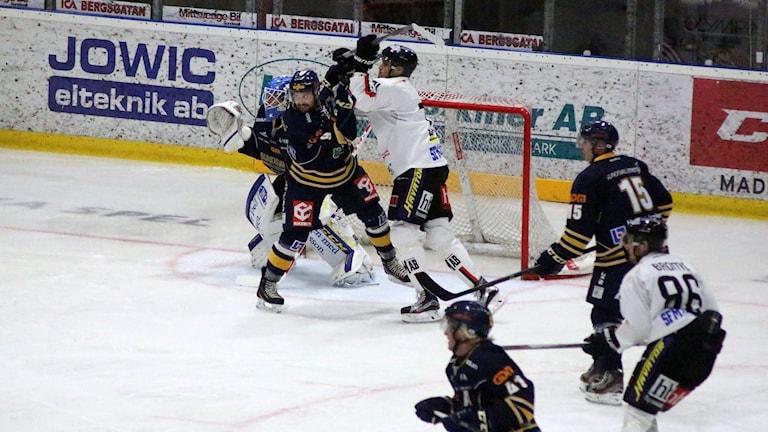 Sundsvall Hockey. Foto: Fredrik Thimeradh/SR