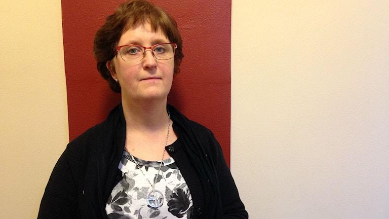 Kristina Kvist, diakon i Sundsvall