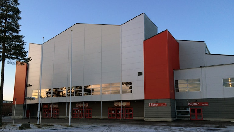 Ishallen i Timrå.