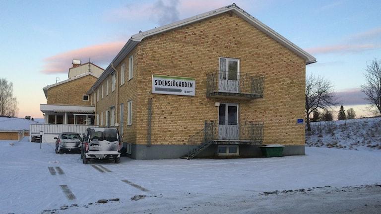 Sidensjögården