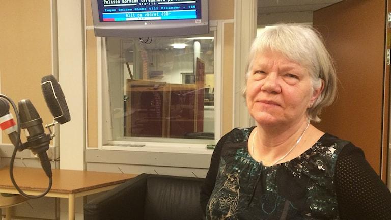 Polisen Birgitta Wiklund
