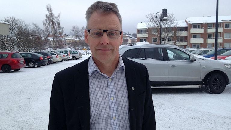 Peter Löthman, hälso- och sjukvårdsdirektör i landstinget Västernorrland