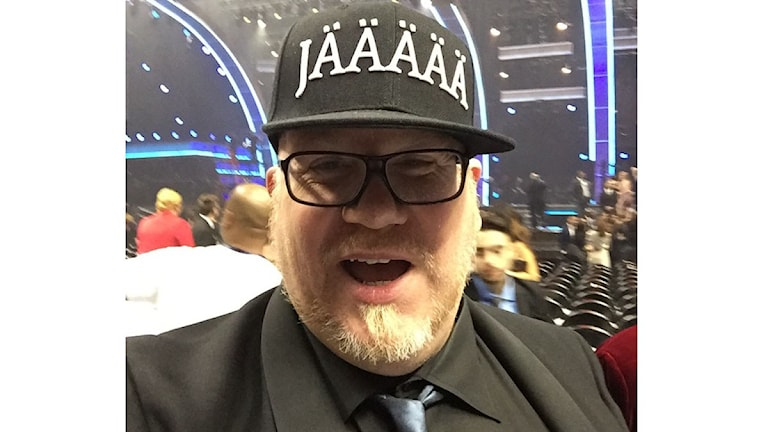 Stråkarrangören Mattias Bylund är glad över grammyvinsten. Foto: Privat
