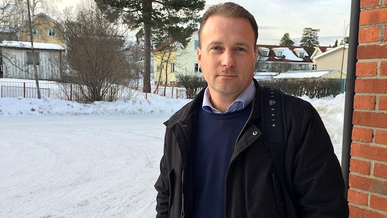 Lars Svensson, privatchef för Swedbank