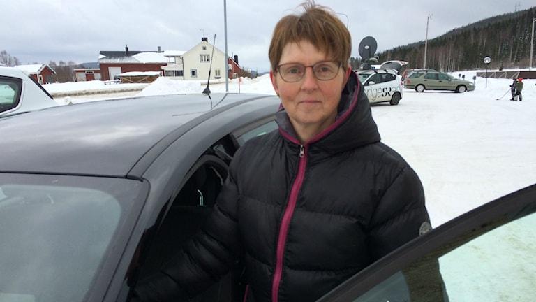 Monica Sundström åker Vasaloppet för elfte gången.