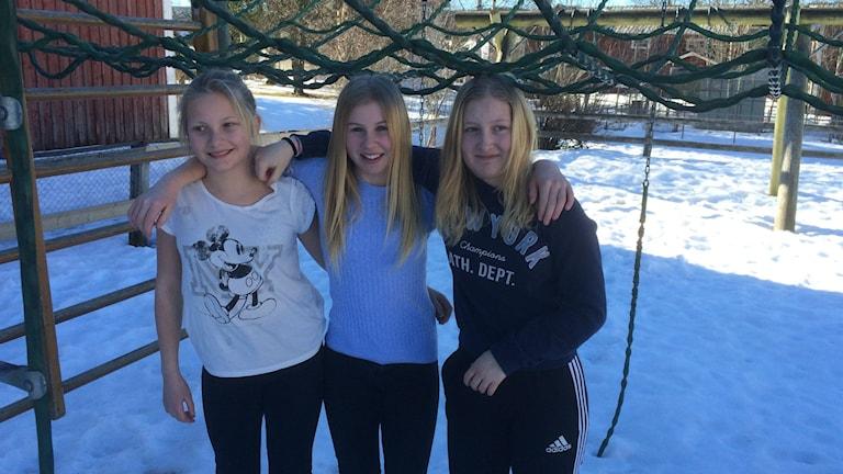 Elever Ullångerskolan