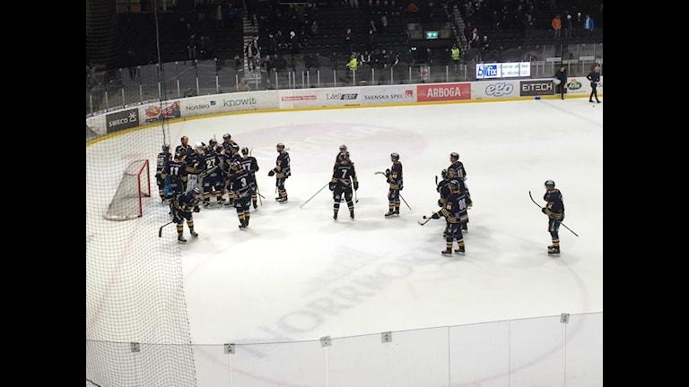 Tredje raka poängmatchen för Sundsvall Hockey
