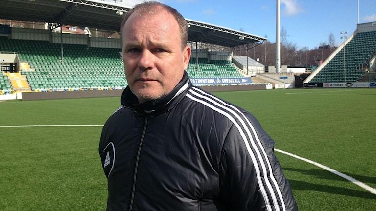 Roger Franzén, tränare i Gif Sundsvall.