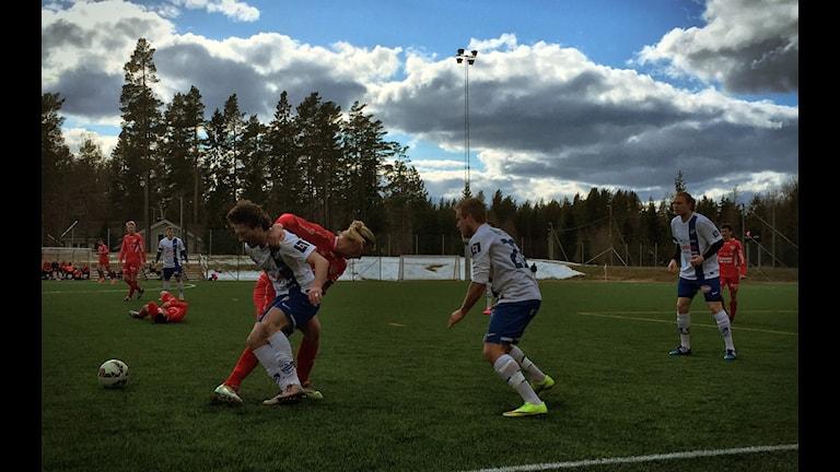 IFK Timrå tog emot Anundsjö IF i premiären av Div2 Norrland
