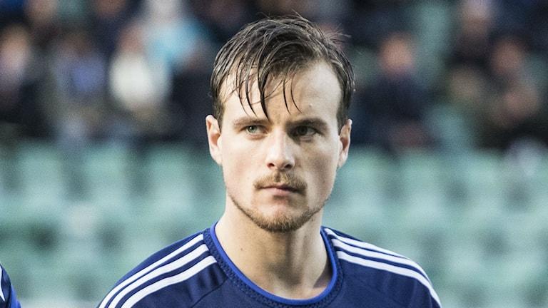 Eric Larsson i Gif Sundsvall.