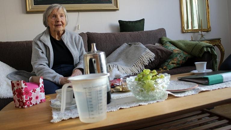 Sonja Hedlund.