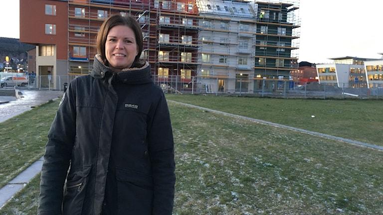 Susanne Klockar Öhrnell är Planchef i Sundsvall kommun