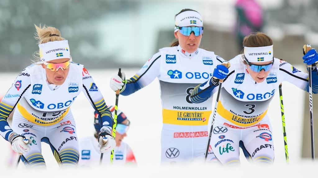 Kalla, Karlsson och Andersson.