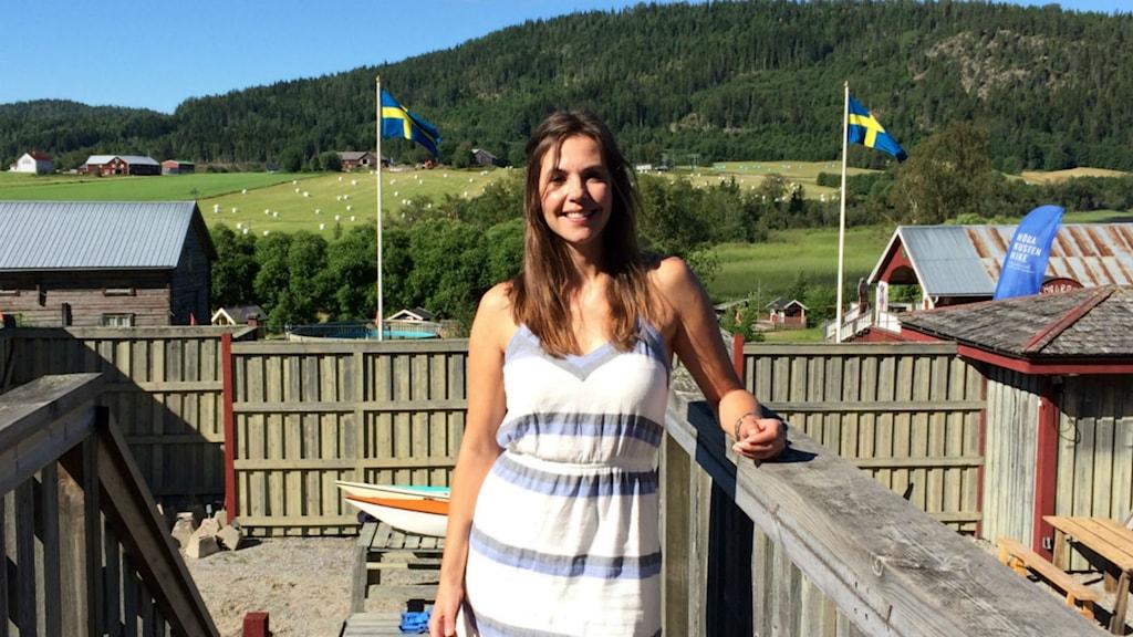 Eva Jilkén, evenemangsansvarig för Smakfest höga Kusten